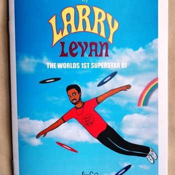 Larry Levan book